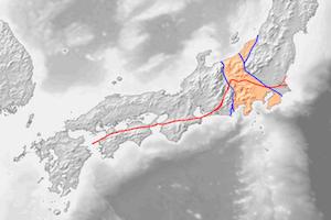糸魚川糸魚川静岡構造線、フォッサマグナ