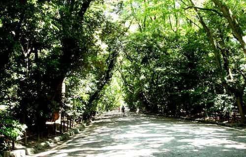 熱田神宮の参道