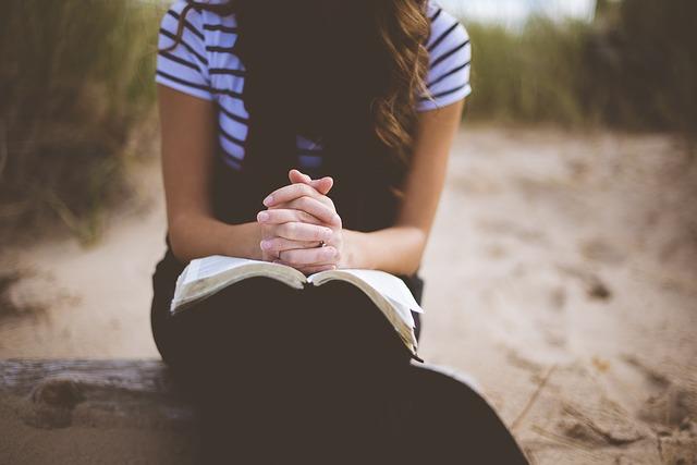 神事で祈る